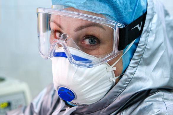 На 366 человек больше стали болеть коронавирусом на Украине