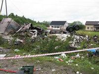 Штурман разбившегося Ту-134 был пьян.