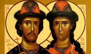 Князья-страстотерпцы Борис и Глеб