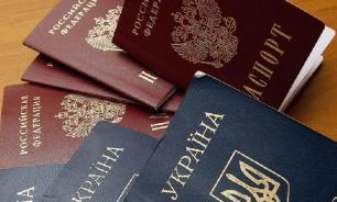 Россияне сообщают о наличии второго гражданства