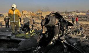Украина просит Иран передать ей бортовые самописцы со сбитого Boeing