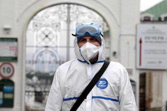 108 украинцев скончались от коронавируса