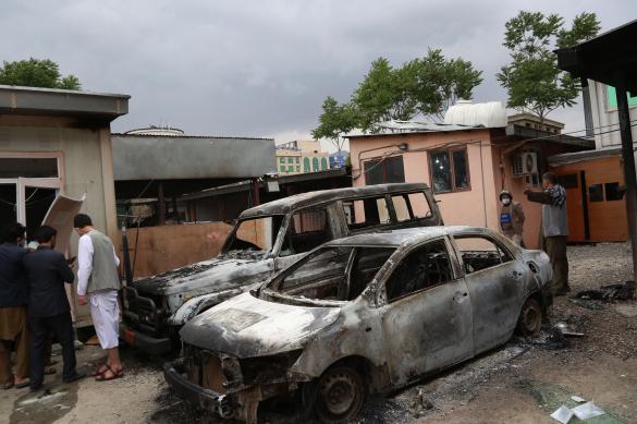 Россия осудила теракт в Кабуле и призвала наказать виновных