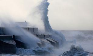 В Чили пришло мощное цунами