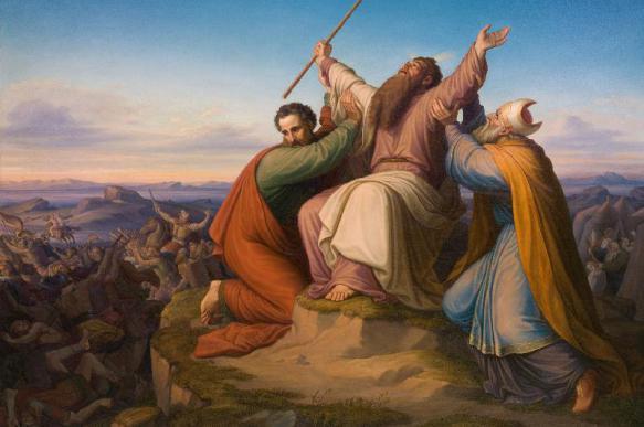 Исследователи заявили, что Моисей говорил с Богом в Саудовской Аравии