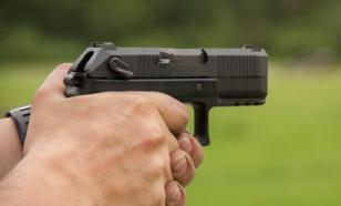 """В России создан новый компактный пистолет под названием """"Полоз"""""""