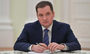 Врио архангельского губернатора пригрозил судом за работы на Шиесе