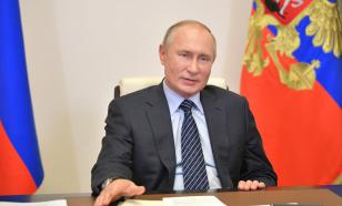 Путин освободил от должностей полпреда в УрФО и двух министров