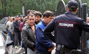О массовой драке мигрантов в Кузьминках полиции было известно заранее