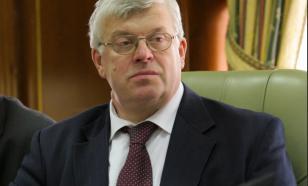 Вадим Густов, глава комитета Совета Федерации по делам СНГ - поздравление Правде.Ру