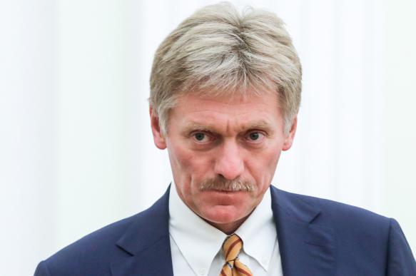 Песков отказался участвовать в общественной дискуссии о Сталине