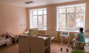 В роддомах Москвы в новогоднюю ночь родилось около 50 детей