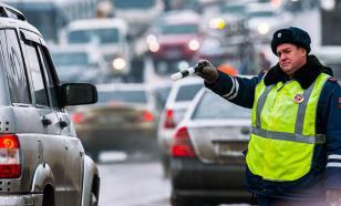 """Водителям разрешили ездить без """"бумажки"""" о регистрации автомобиля"""