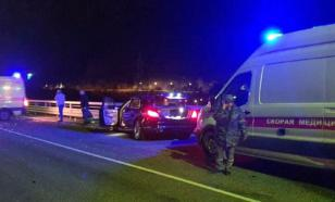 """В ДТП с Собчак уже две жертвы. Водитель """"Фольксвагена"""" рассказал об аварии"""