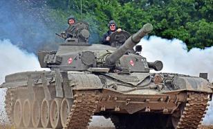 300 экипажей танков Т-72 танкового соединения ЦВО отработают учебно-боевые задачи