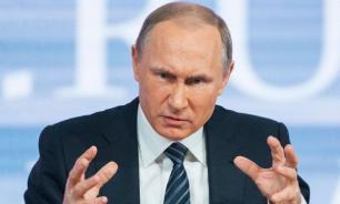 """Путин назвал """"мразями"""" и """"уродами"""" создателей """"групп смерти"""" в соцсетях"""