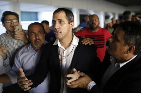 Родственник Гуайдо пытался провезти взрывчатку в Венесуэлу