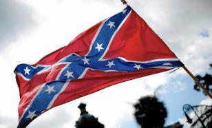 Трамп считает флаг Конфедерации гордым символом Юга США