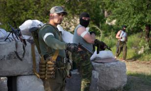 На линии соприкосновения в Донбассе произошёл взрыв