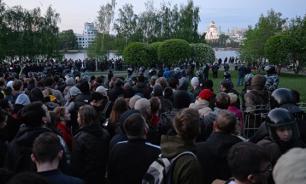 """""""Протестный"""" сквер в Екатеринбурге попал в топ-3 популярных мест для строительства храма"""
