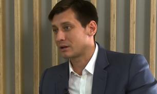 В квартире Дмитрия Гудкова провели обыск