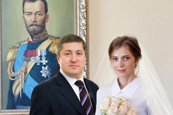 Муж Поклонской заявил о расставании со своей супругой
