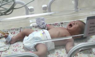 В Орске врачи спасли недоношенного малыша весом 650 граммов