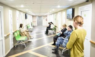 В Петербурге закрыли поликлинику из-за коронавируса
