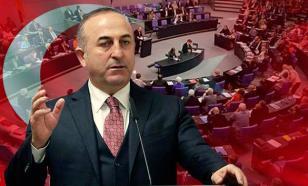 Турция ссорит правительство ФРГ и бундестаг