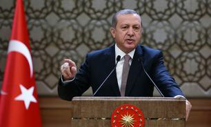 """Двойная игра Эрдогана: Израиль бросает вызов """"Газпрому"""""""