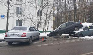 Начальник ГИБДД Чебаркуля попался на пьяной езде