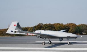 Турция отправила ударный беспилотник на Северный Кипр