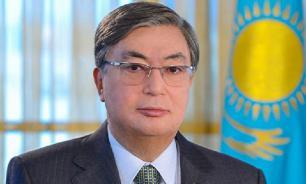Токаев принял приглашение участвовать в юбилейном Параде Победы
