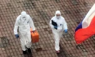 Почти 95 тысяч исследований на коронавирус проведено в России