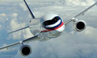 Пассажирский самолет экстренно сел в Шереметьеве из-за отказа двигателя