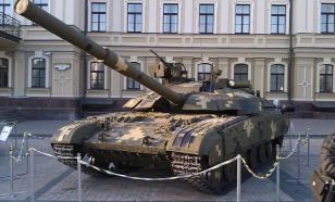 """Украина вернула на службу признанные неудачными танки """"Булат"""""""