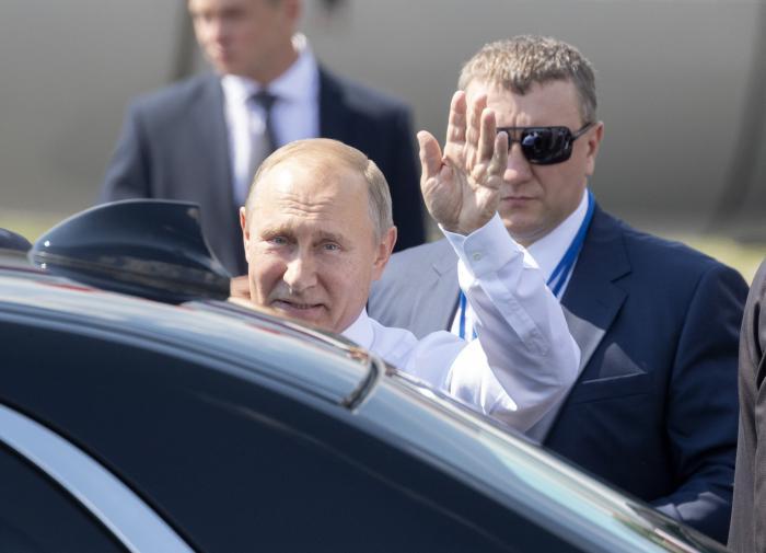 Плюс на плюс: стоит ли Путину ехать на переговоры по климату