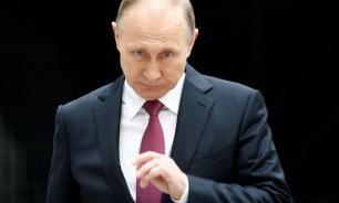 Путин не пожал руку Майку Пенсу