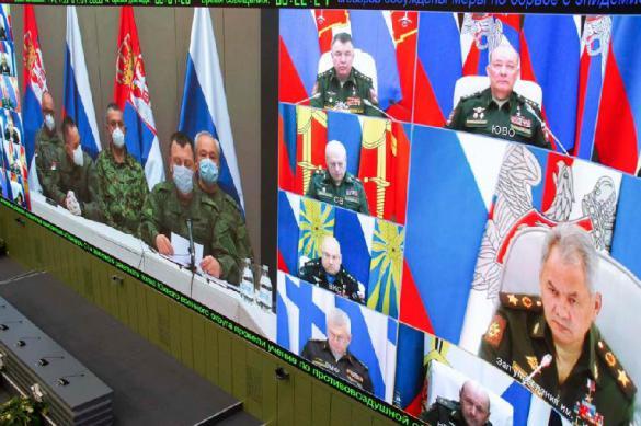 Шойгу рассказал, как армия поможет стране в борьбе с коронавирусом