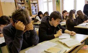 Мэр Москвы поздравил школьников с 1 сентября
