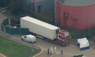 МИД КНР прокомментировал сообщение о смерти 39 человек в фуре в Англии