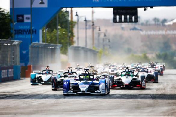 """""""Формула-1"""": будущее спорта"""
