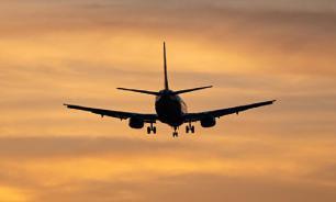 Самолет Будапешт - Москва подал сигнал тревоги и начал снижение