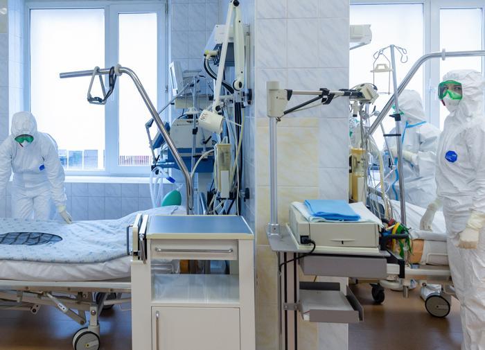 В России установлен рекорд суточной смертности от COVID-19