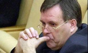 Виктор Илюхин, член комитета Госдумы по безопасности - поздравление Правде.Ру