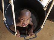 Нигер убивают гуманитарной помощью