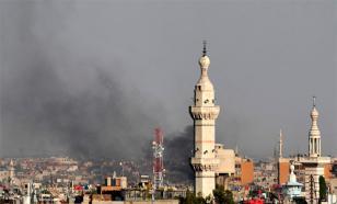 Российское посольство в Дамаске снова подверглось минометному обстрелу