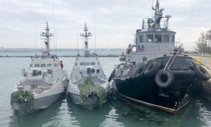 В краже унитазов с украинских военных кораблей обвинили мародеров