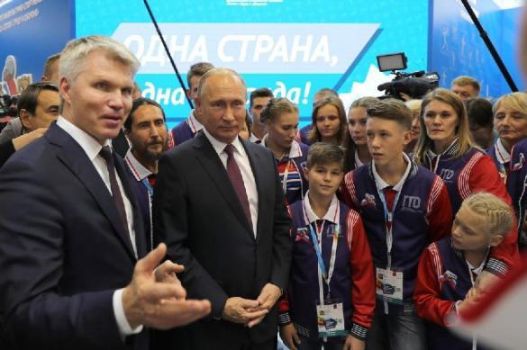 Итоги года: состояние системы спорта в России