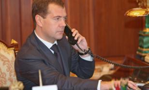 Медведев поблагодарил бывшего министра Белоруссии за хорошую работу
